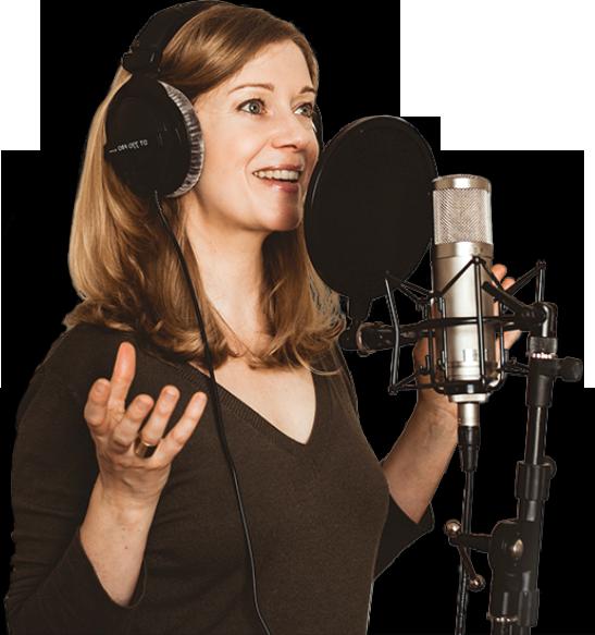 Jessica Boyde-Sechet Voiceover Artist